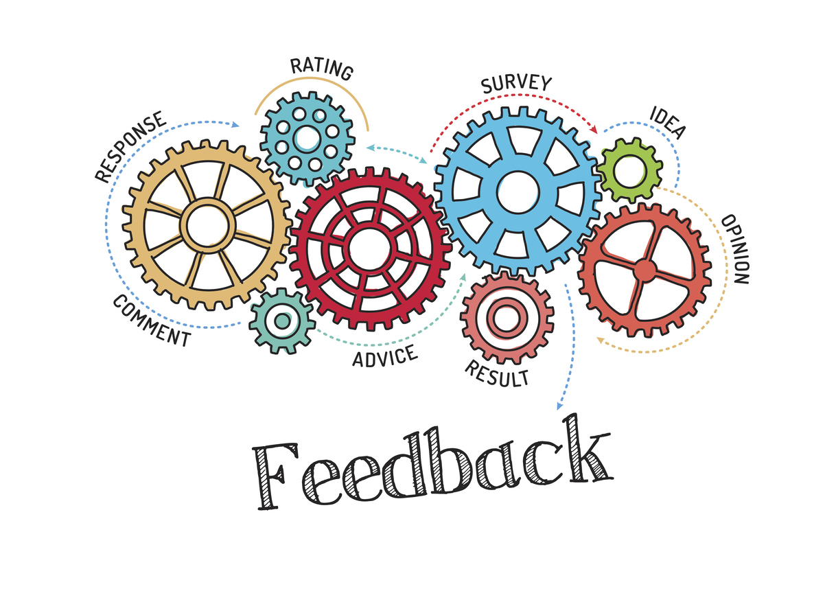 Gears and Feedback Mechanism
