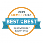 an award for the best credit union member experience